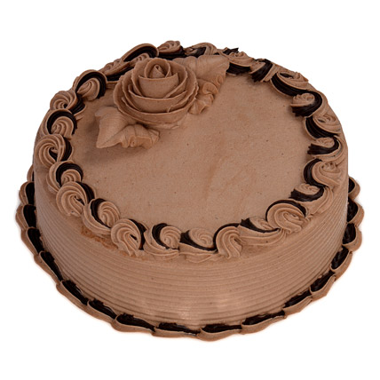 Plain Chocolate Cake cake delivery Delhi