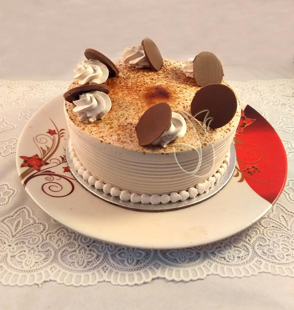 Plain Coffee Cake cake delivery Delhi