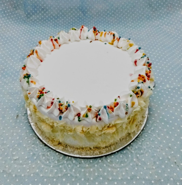 White Forest Cake cake delivery Delhi