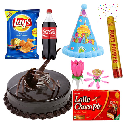Birthday Treat cake delivery Delhi