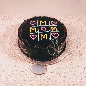 Mom Chocolate Cake cake delivery Delhi