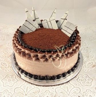 Just Cakez 381 Soft Chocolate Truffle Cake