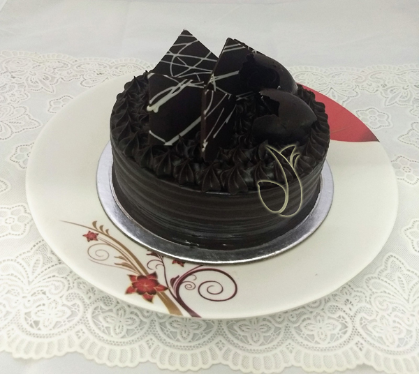Fudge Browine Cake  cake delivery Delhi
