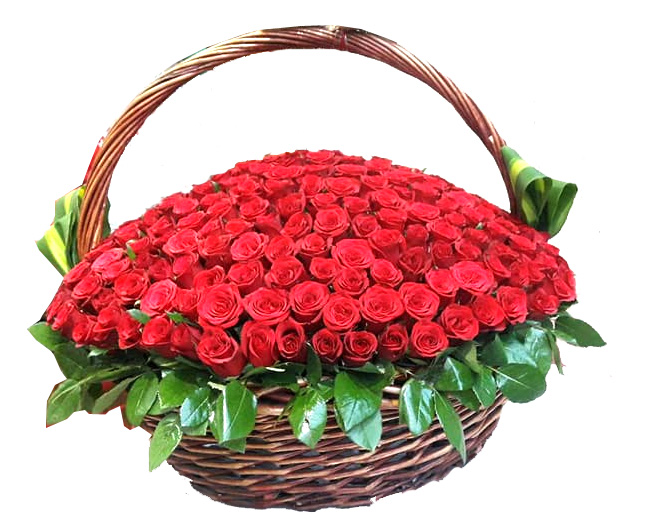 Red Rose Arrangement cake delivery Delhi