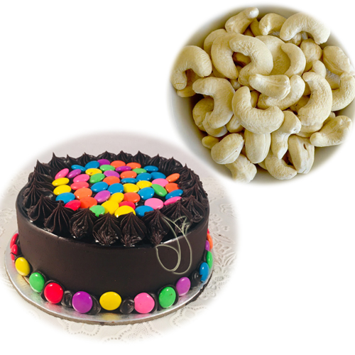 Cake & Dry Fruits cake delivery Delhi