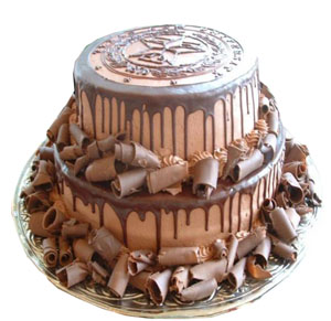 2 tier Cake (3 KG)-Cake delivery to Gwalior