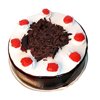 Black Forest Cake Eggless Delivery Delhi