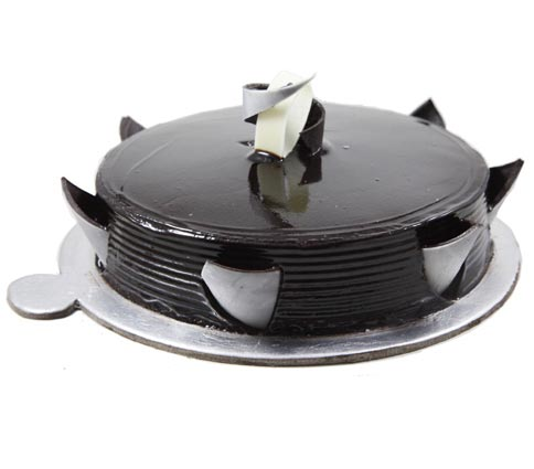 1kg Chocolate Truffle cake-Cake delivery to Gwalior