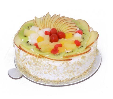 1kg Fresh Fruit Cake