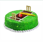 2kg Cricket Pitch Cake cake delivery Delhi