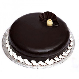 Dark Chocolate cake EGGLESS cake delivery Delhi