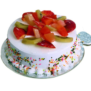Fruit Cocktail Cake cake delivery Delhi