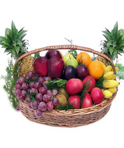 Mix Fruits Basket Big (weight 8kg) cake delivery Delhi