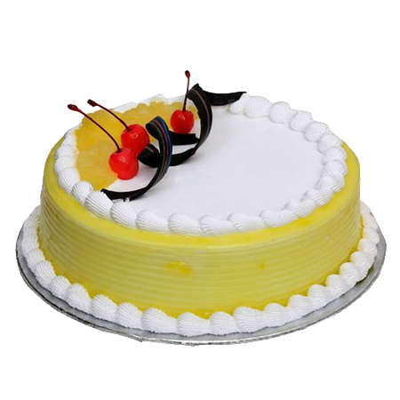Pineapple Trendy Cake cake delivery Delhi
