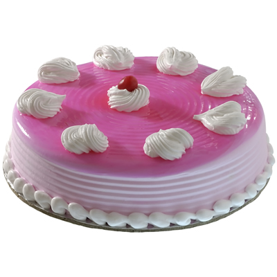 Strawberry Cream Cake cake delivery Delhi